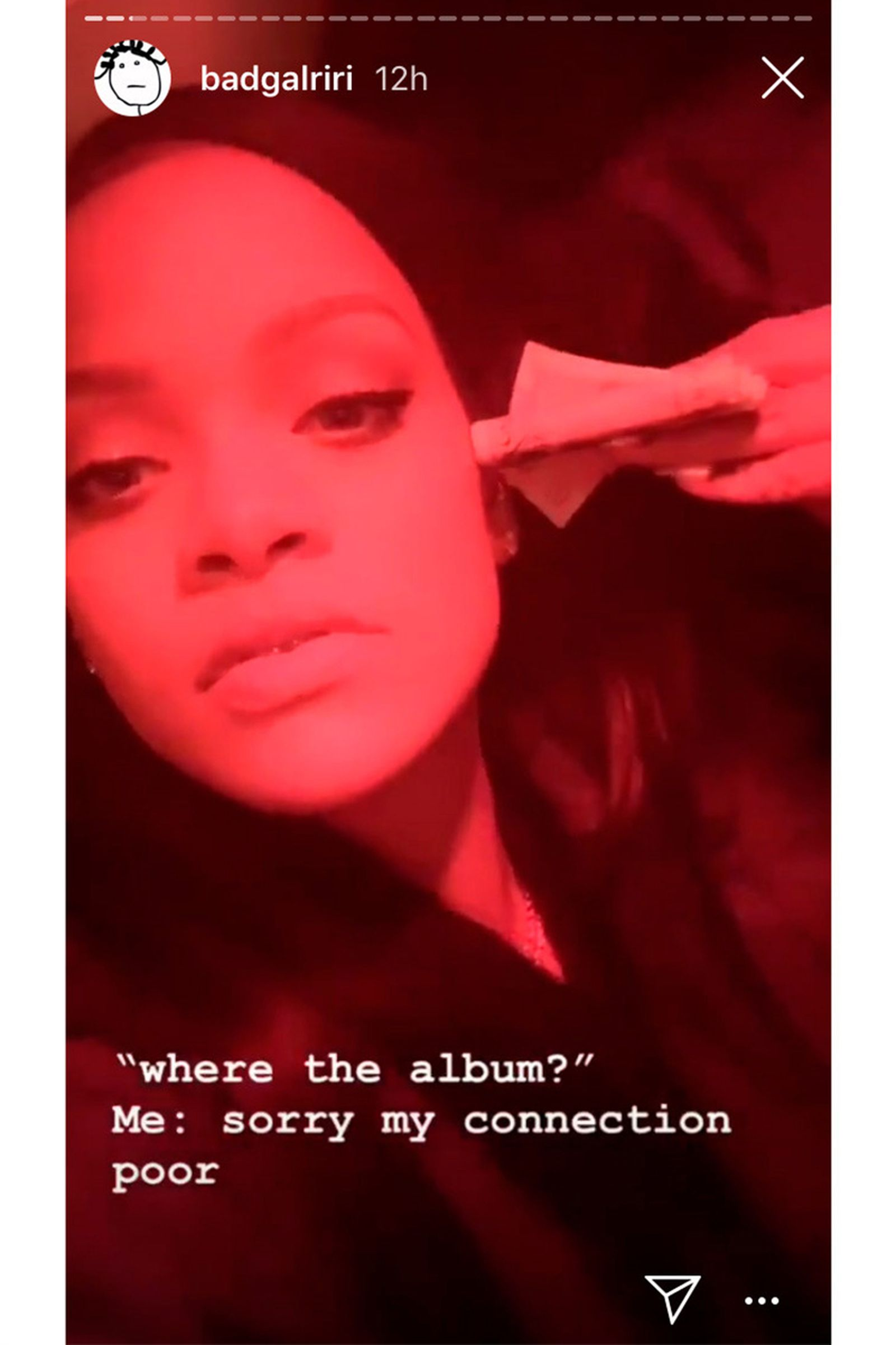 rihanna album release date 2019 Fenty Beauty Savage x Fenty anti
