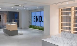 END. Opens New Flagship Store in Central London