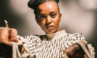"""Kelela Connects With Kaytranada on Infectious """"Waitin'"""" Remix"""