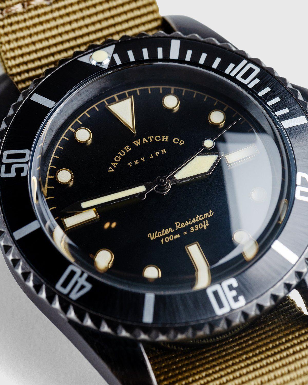 Vague Watch Co. — Submariner Black - Image 3