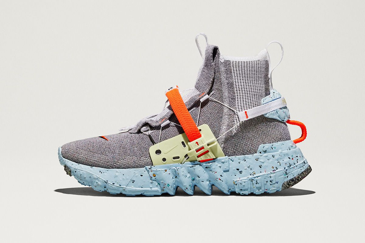 Nike's Space Hippie Marks a New Era of Sustainable Product 28