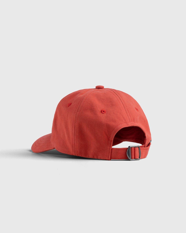 Highsnobiety – Baseball Cap Red - Image 4