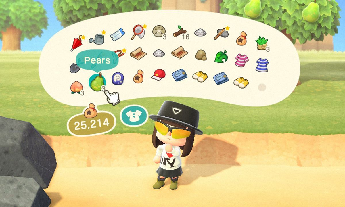 Animal Crossing Has Become The Stage For Getting Off Fits