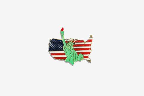 Vintage Amrican Liberty 2 Pin