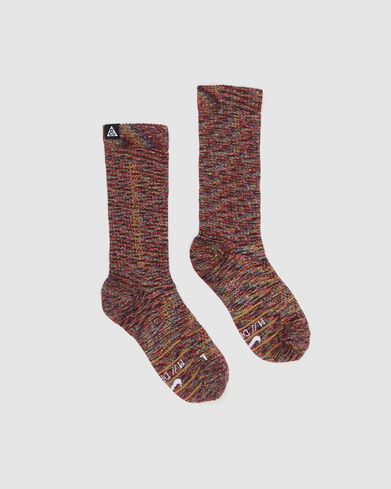 "Nike ACG ""Kelley Ridge"" - Red - Unisex Socks"