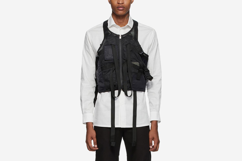 Mesh Tactical Vest