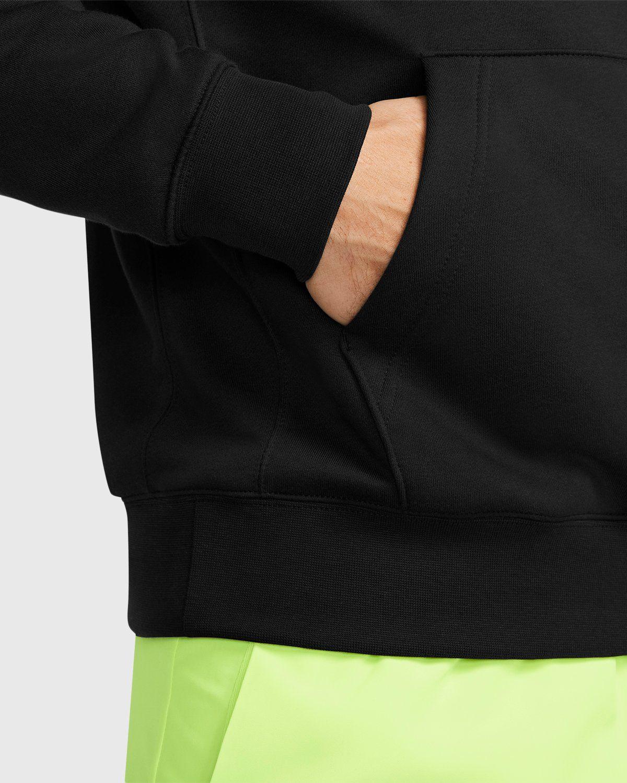 Nike x Highsnobiety – Berlin Club Fleece Hoodie Black  - Image 4