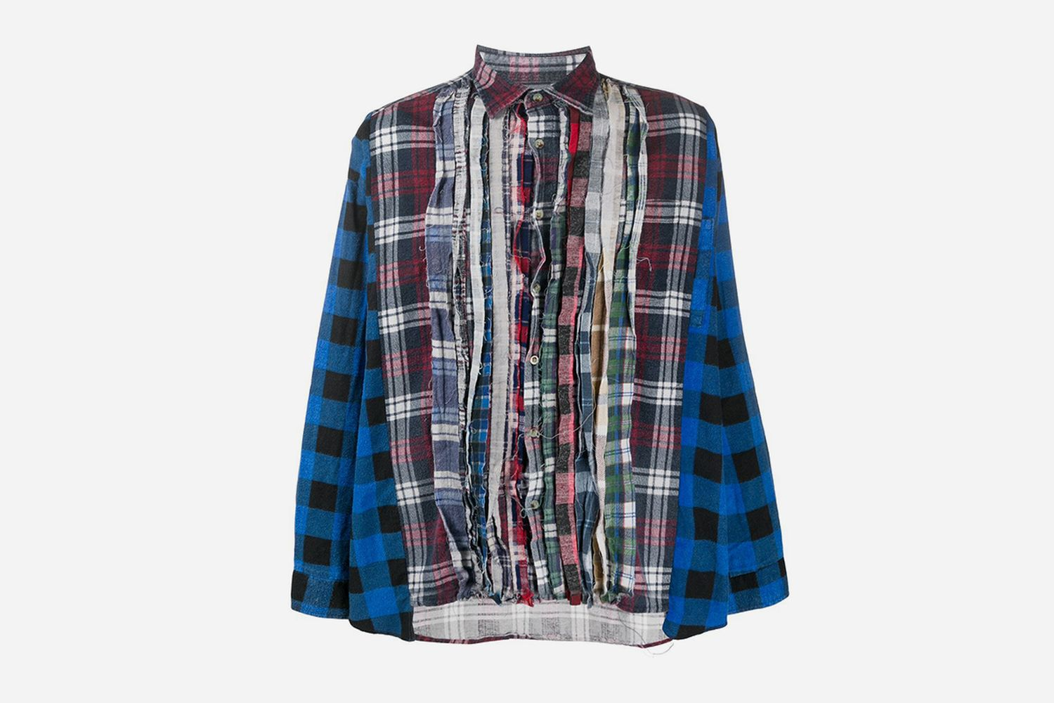 Plaid Print Shirt