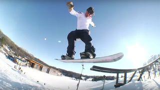 adidas snowboarding blender film Tommy Gesme