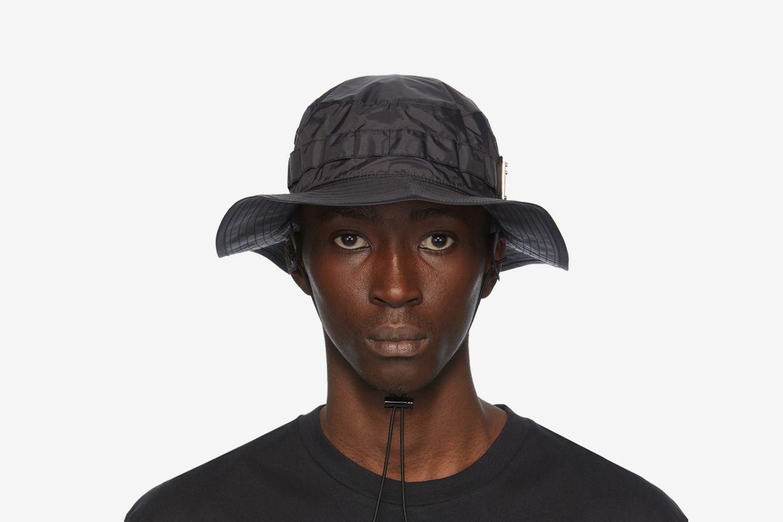 Plaque Bucket Hat