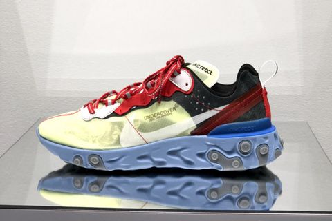 50402f25543a UNDERCOVER s Nike React Element 87  Best Socks to Buy Online