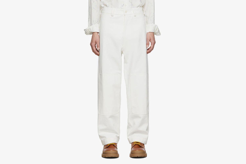 'Le Pantalon Peintre' Trousers