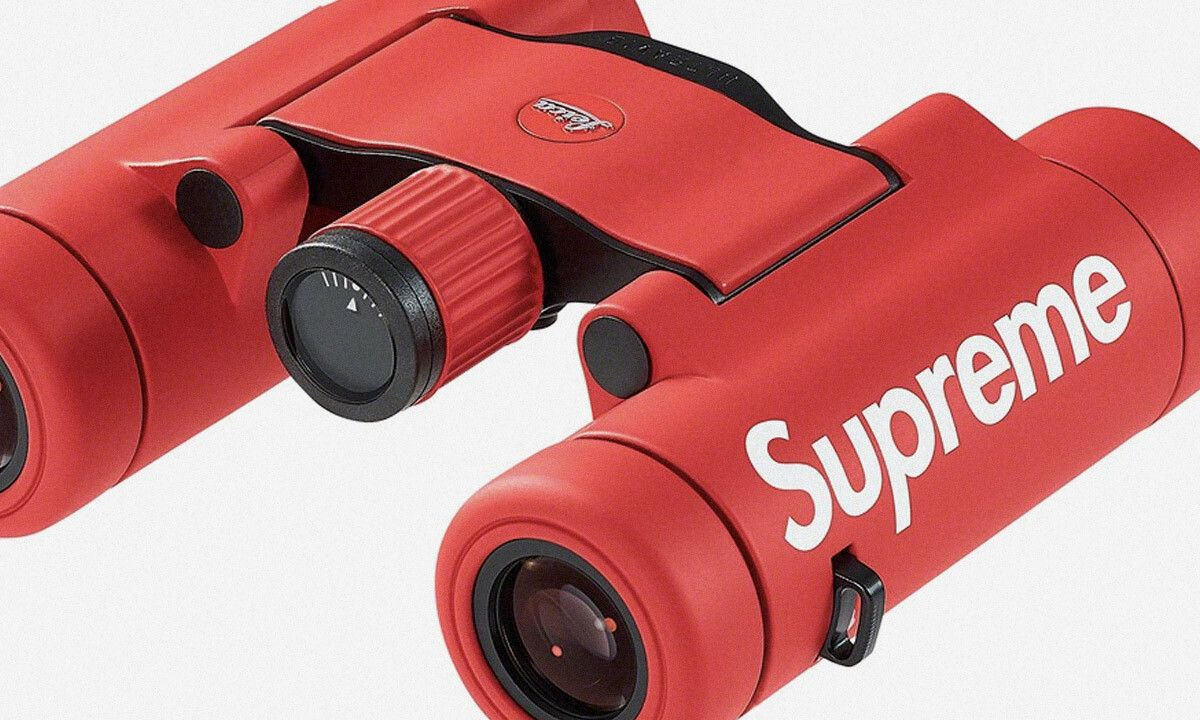 Supreme x Leica: The Binocular Community Is Not Impressed