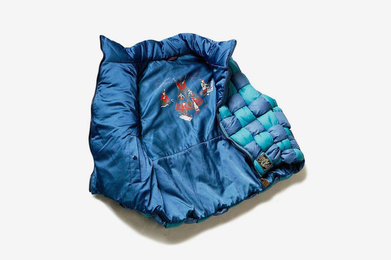Rip Stop Nylon Keel Weaving Vest