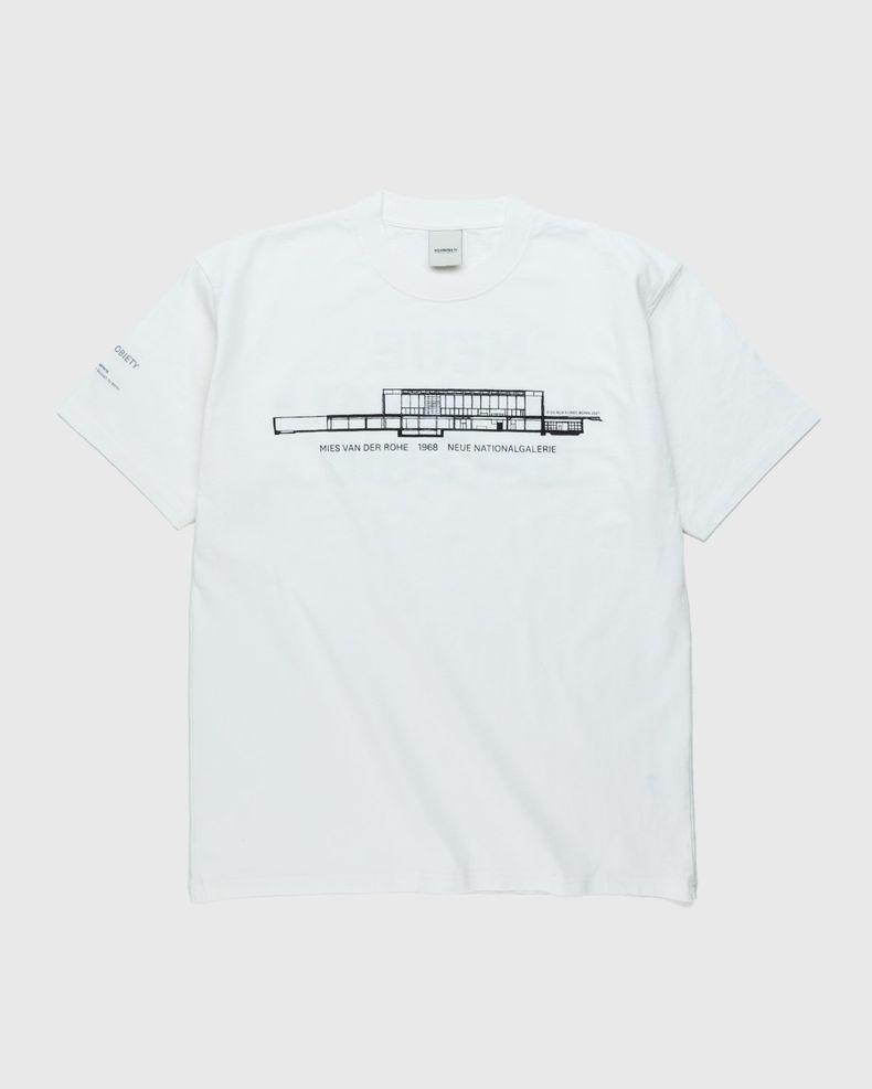 Highsnobiety x Neue National Galerie – T-Shirt White