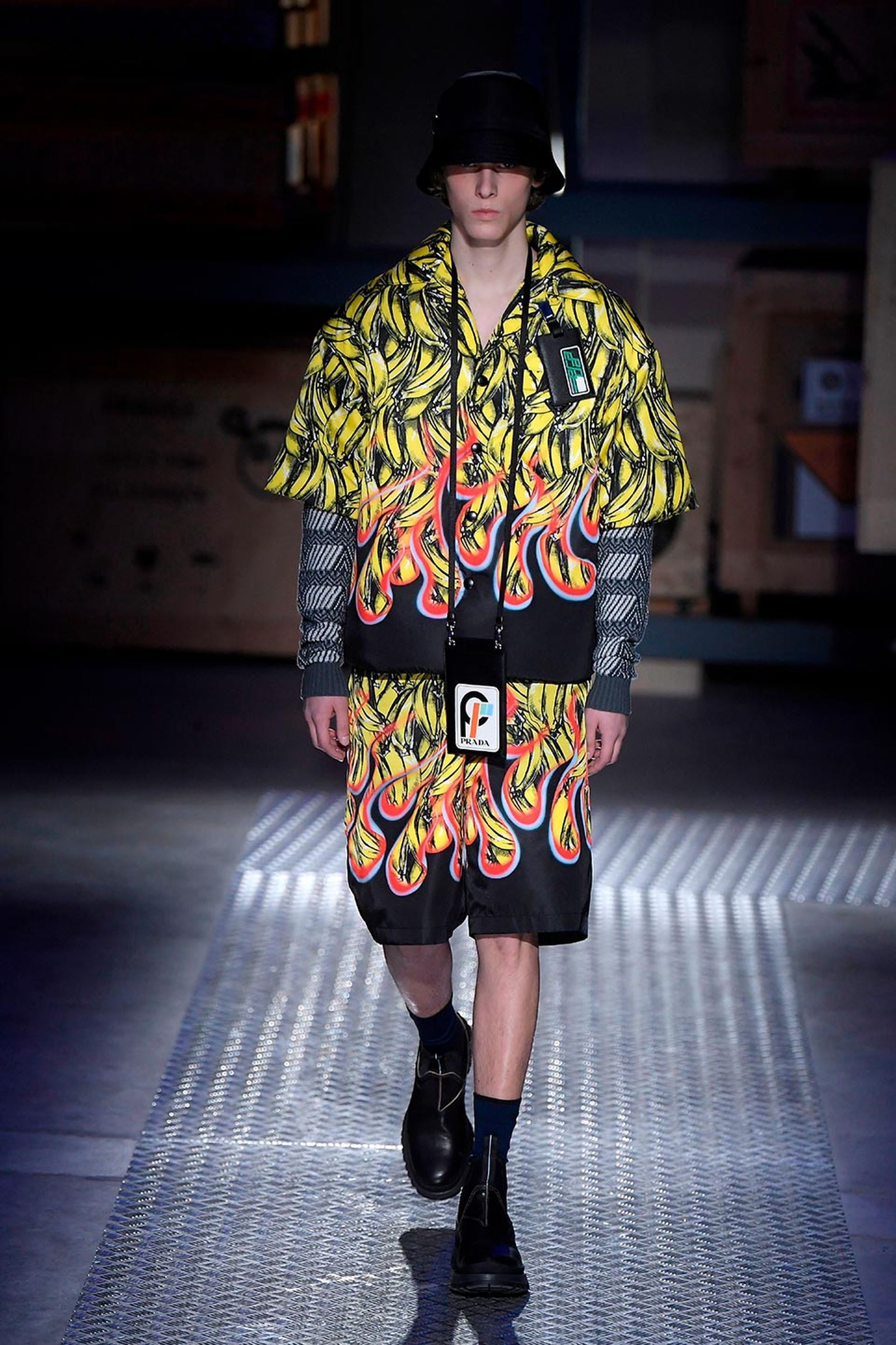 prada milan revival Palm Angels marni milan fashion week