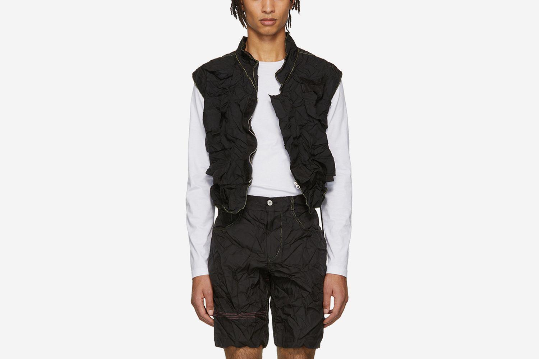 Readymade Airbag Waistcoat