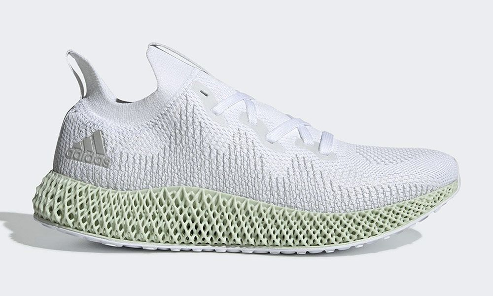 "adidas AlphaEdge 4D ""White""  Release Date 89a762c09"