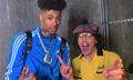 Blueface Gets Nardwuar to Bust Down During Awkward Interview