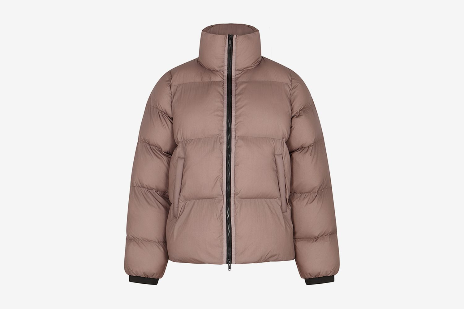 Bubble Quilted Shell Jacket