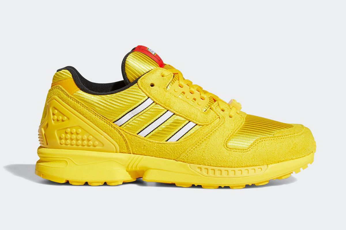 The New LEGO x adidas ZX 8000 & Other Sneakers Grabbing Our Attention 34
