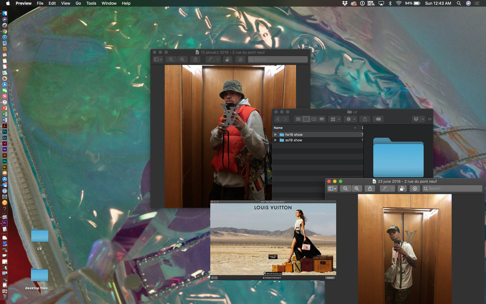 Cam Hicks desktop screenshot