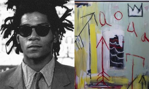 jean michel basquiat untitled 1981 secret drawings jean-michael basquiat