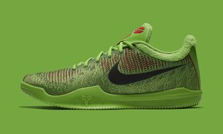 "Nike Gives Kobe's Mamba Rage the ""Grinch"" Treatment"
