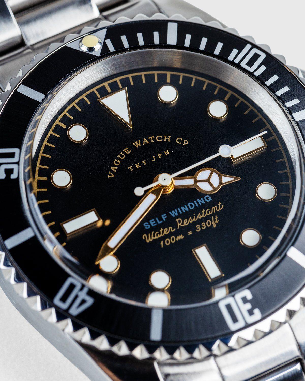 Vague Watch Co. — Submariner Grey Fade / Black - Image 3