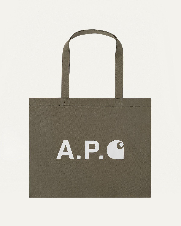 A.P.C. x Carhartt WIP - Alan Shopping Bag - Image 1