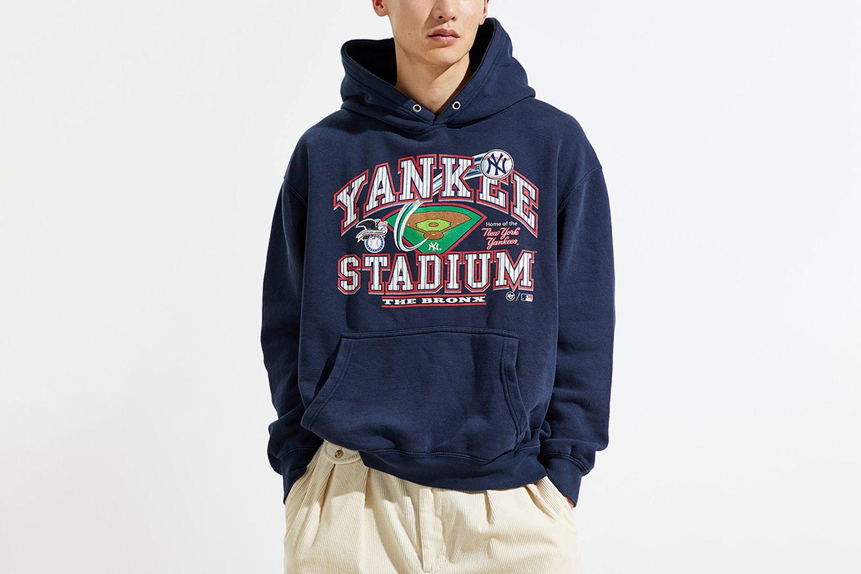 New York Yankees Stadium Hoodie Sweatshirt