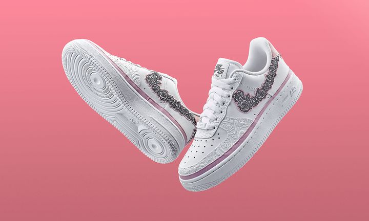 Nike Doernbecher Freestyle 2019 Air Force 1