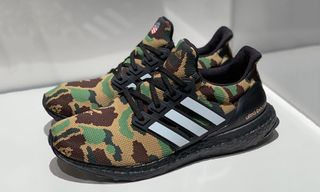 adidas' Much-Coveted BAPE Ultra Boost Drops Today