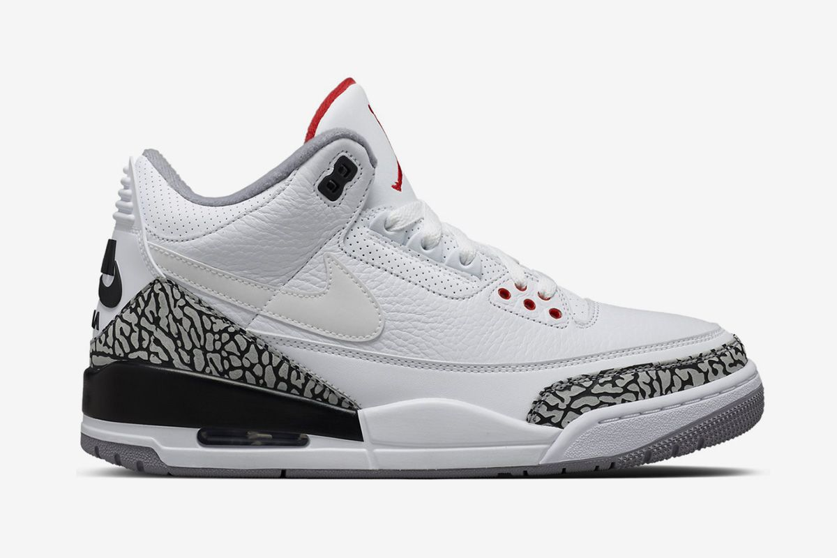 detailed look 625de 73fad Air Jordan 3: A Beginner's Guide to Every Release