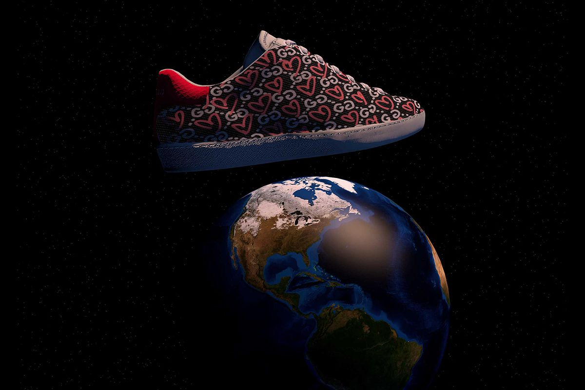 Alessandro Michele Designed Gucci's First Virtual Sneaker & Now You Can Too 33
