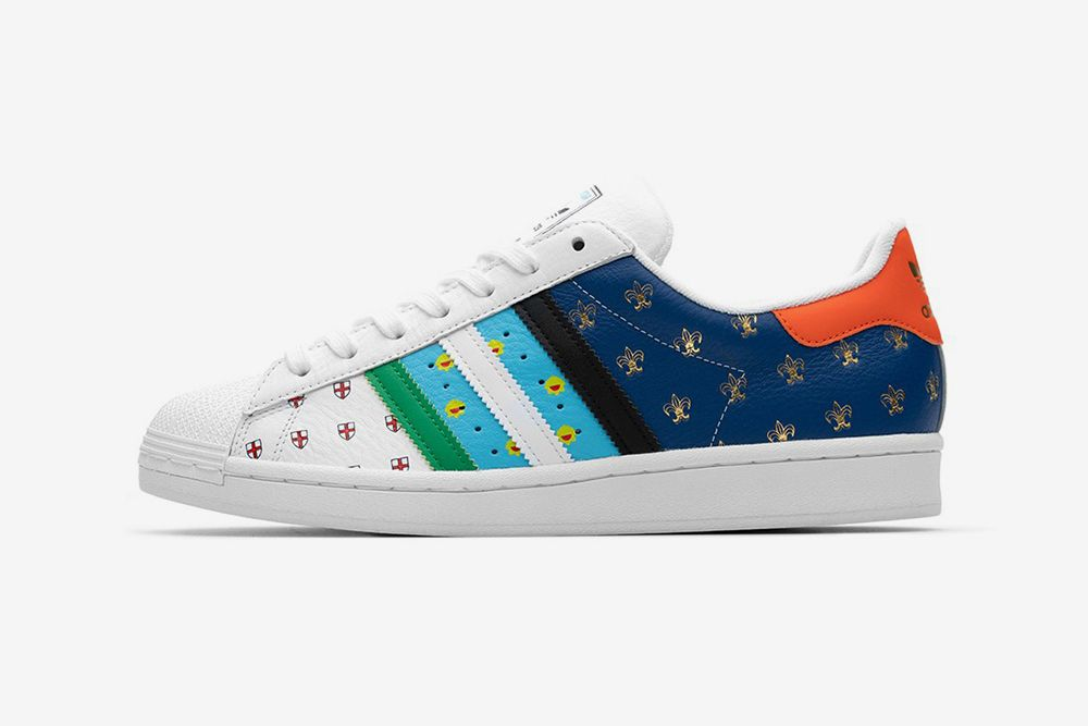 "size? x adidas Superstar ""City Series Tribute"""