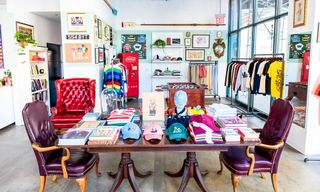 Take an Inside Look at Rowing Blazers NYC Pop-Up Store