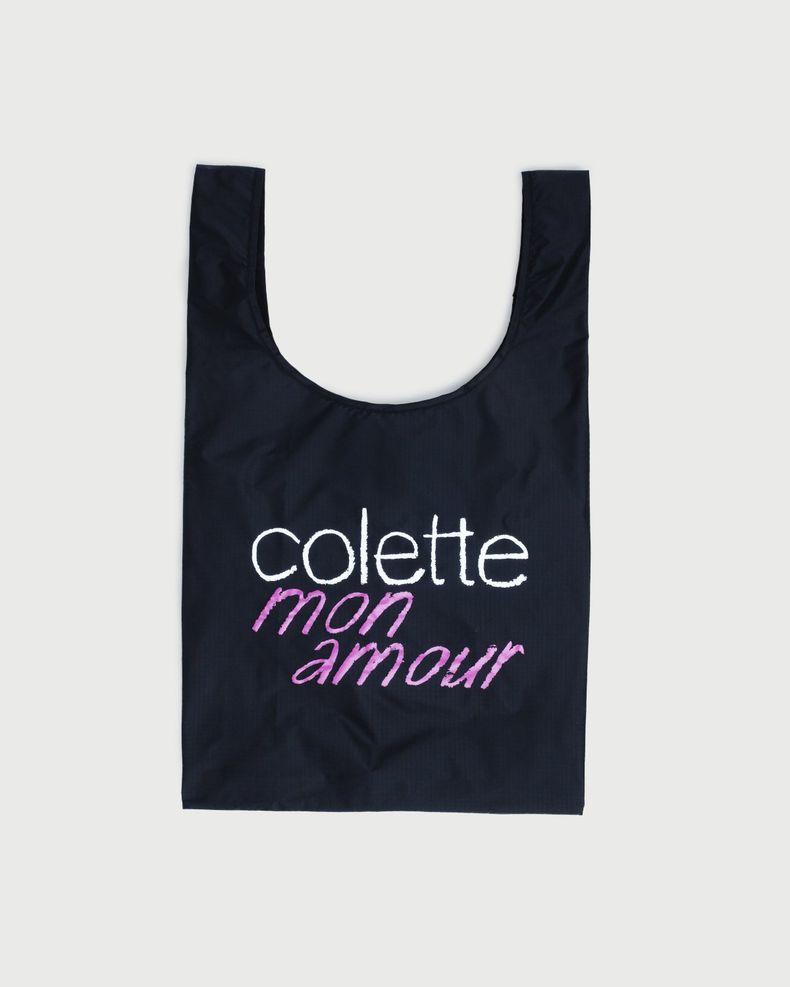 colette Mon Amour - Baggu Nylon Tote Black