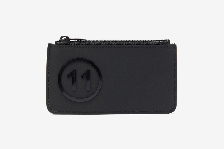 11 Leather Cardholder