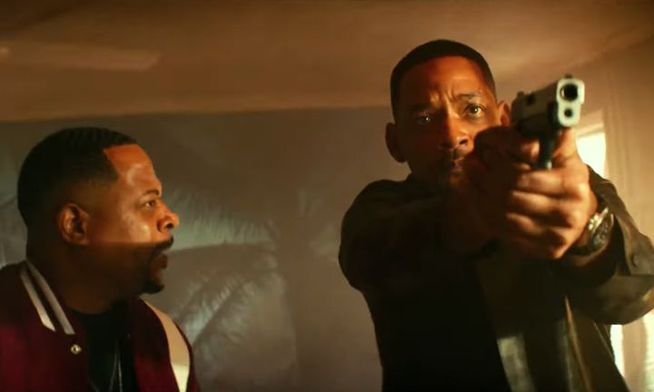 bad boys for life trailer Martin Lawrence Will Smith
