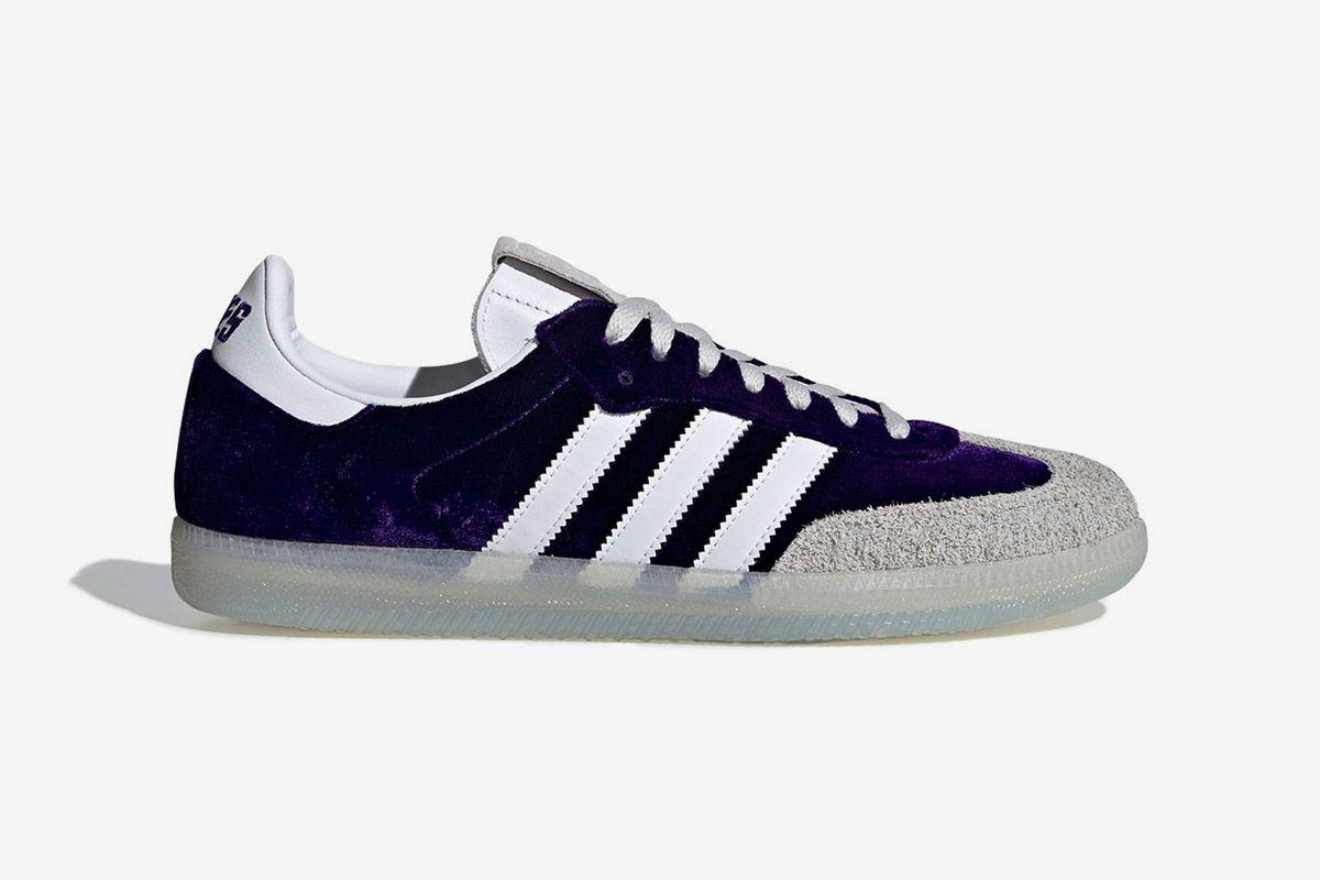 "This adidas Samba ""Purple Haze"" With Hidden Stash Pocket Drops Today"