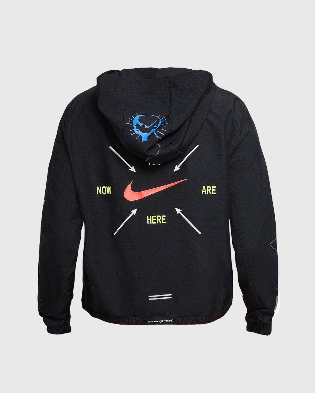 Nike x Highsnobiety – Womens Impossibly Light Berlin Jacket Black - Image 2