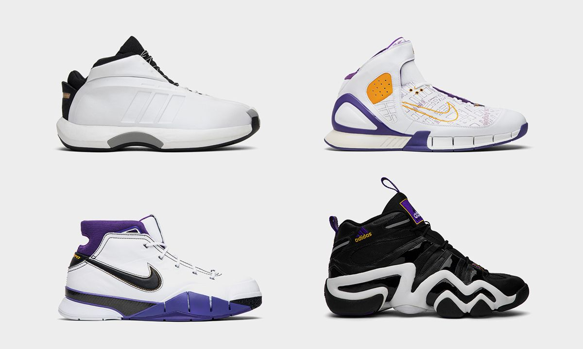 Celebrate Kobe Bryant Day & Shop These Career-Spanning Sneakers
