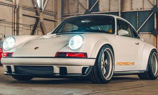 This $1.8 Million Vintage Porsche 911 DLS Is Perfection