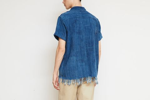 Washed Country Cloth Shirt