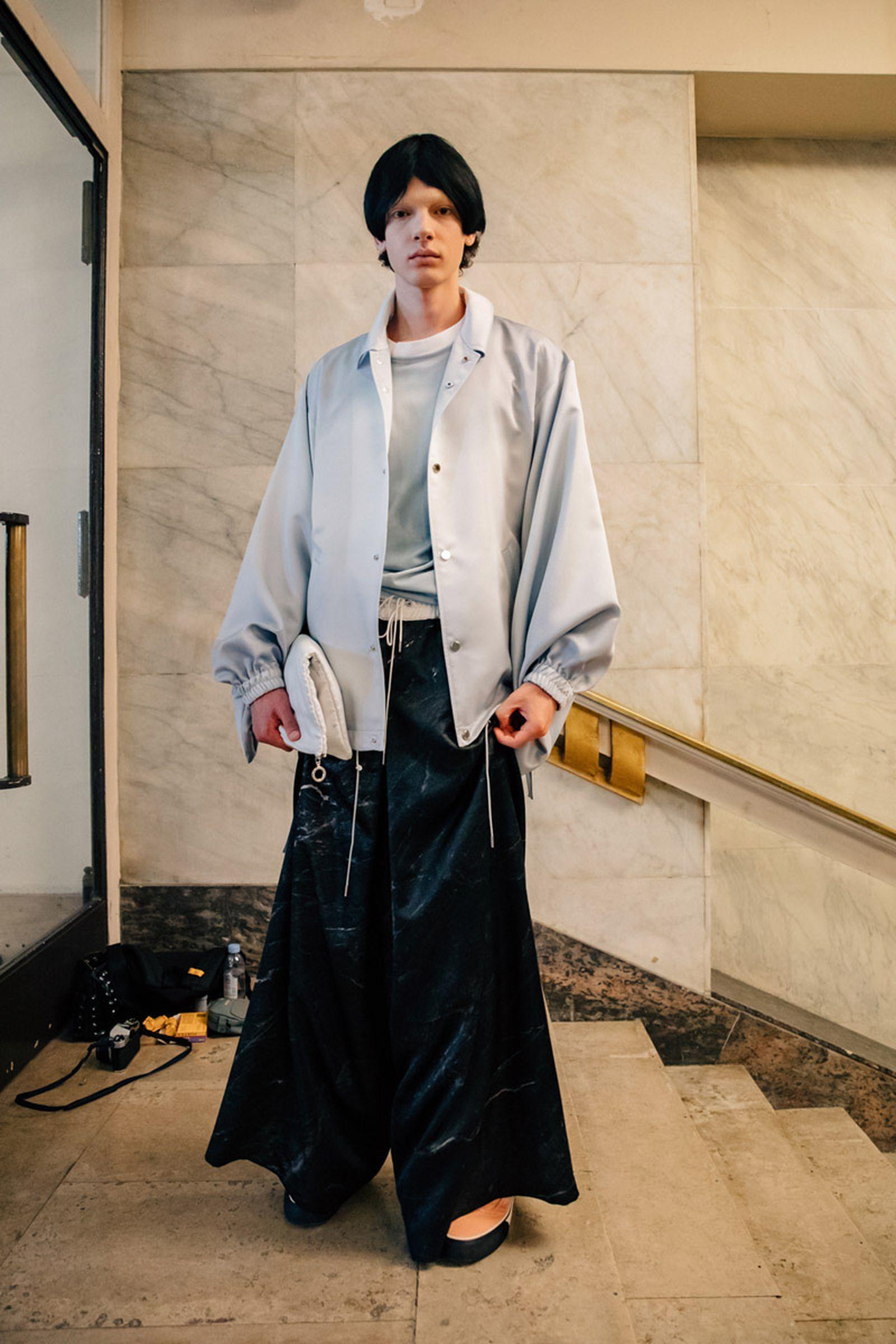 MSS20 Paris FumitoGanyru JulienTell ForWeb 10 Fumito Ganryu paris fashion week runway