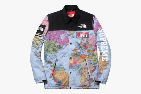 d72976cb1 Supreme Supreme x The North Face Expedition Coach Jacket