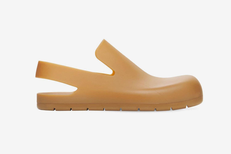 Puddle Matte Rubber Sandals