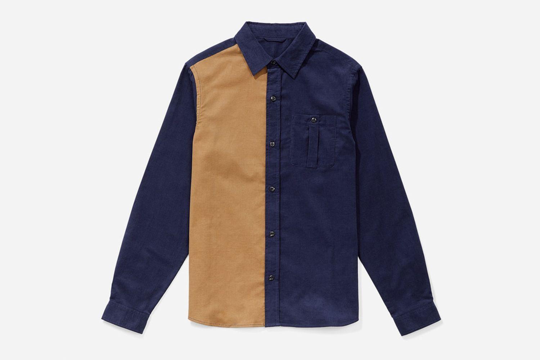 Mott Cord Longsleeve Shirt