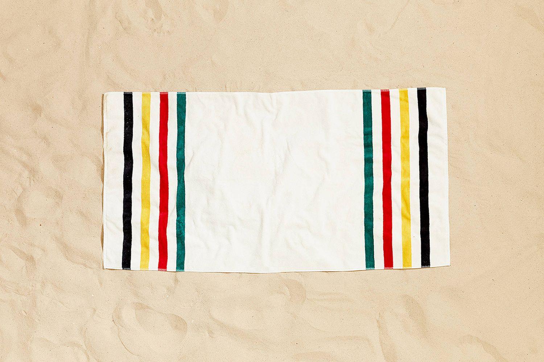 Glacier National Park Towel